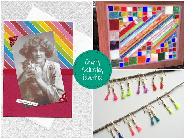 Crafty Saturday Show and Sell Favorites Rainbows: Shop for one of a kind items and support small, handmade and vintage businesses