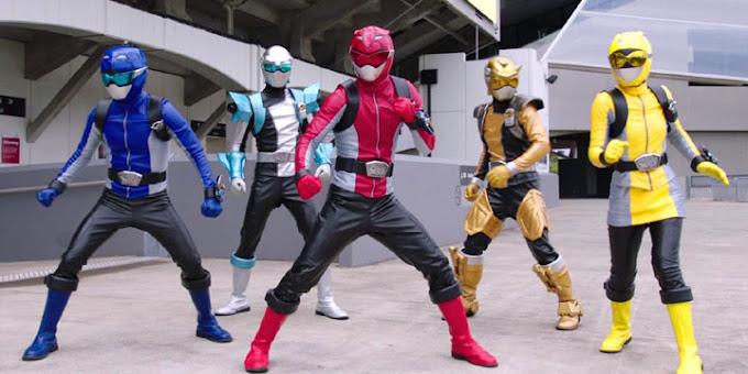 Power Rangers Beast Morphers Episode 21 Subtitle Indonesia