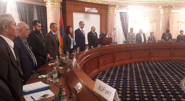 Parlamento asirio formado en Armenia