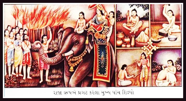 SHREE AADINATH CHARITRA (BHAG) - 10 | JAIN STUTI STAVAN