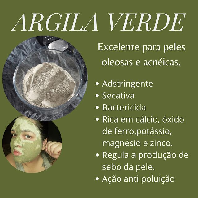 Argila verde: como usar, e para que serve