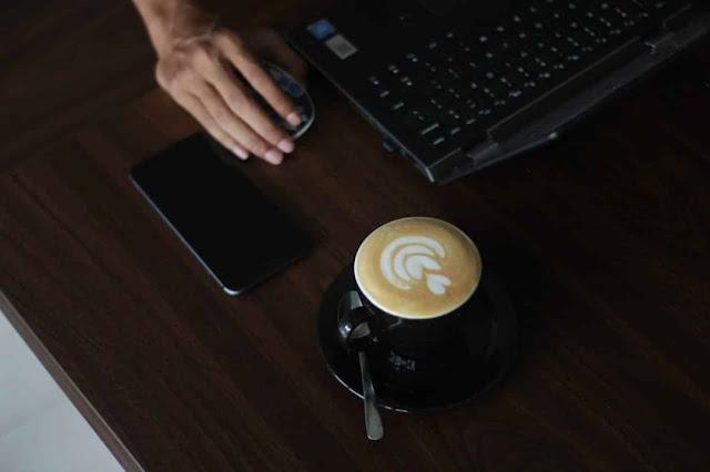 Usaha Membuka kedai kopi