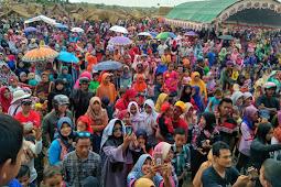 Luar Biasa, 65 Ribu Pengunjung Datangi Festival Jerami Banjarejo