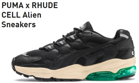 Puma x Rhude Sneaker