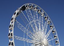 THE BRIGHTON WHEEL ...