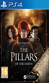 Ken Follett s The Pillars of the Earth 391437 Detail - Ken Folletts The Pillars of the Earth Book 1 PS4-DUPLEX