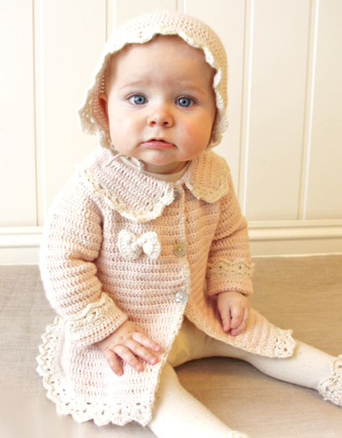 Little Lady Rose - Free Crochet Pattern