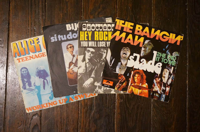 alice cooper slade showaddywaddy bijou records