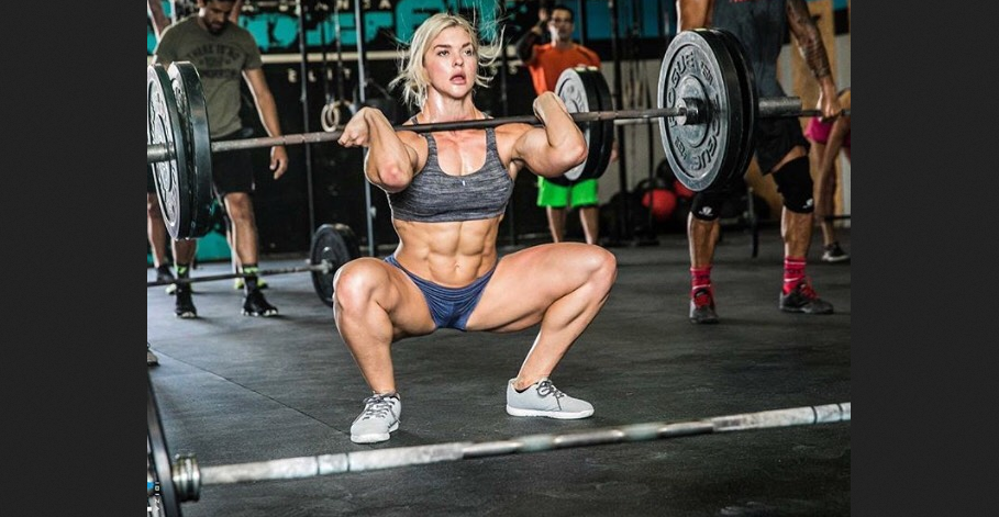 Crossfit babes