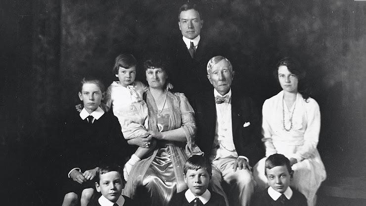 Familia Rockefeller