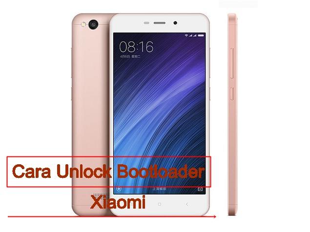 Cara Unlock Bootloader Xiaomi ( hanya 3 tahap)  100% solved!!