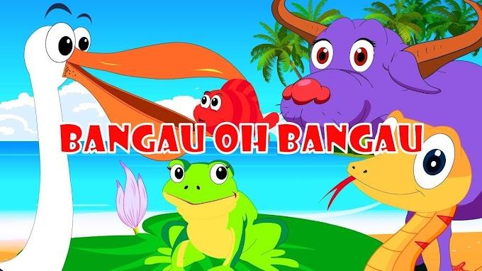 JANGAN HIDUP MACAM LAGU BANGAU-OH BANGAU