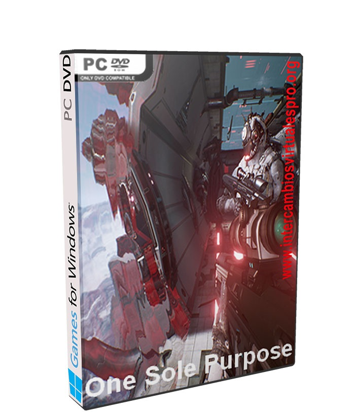 One Sole Purpose poster box cover