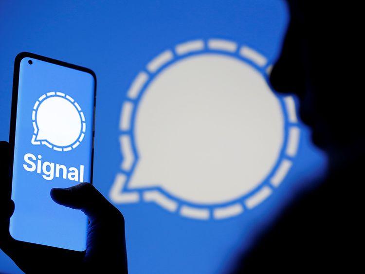 que es signal mensajeria privada
