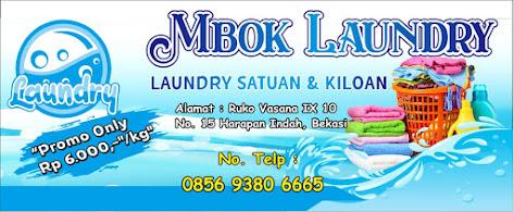 Template Spanduk Laundry Gratis