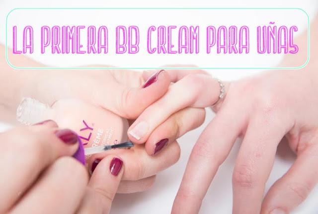 Orly la primera bb cream para las uñas