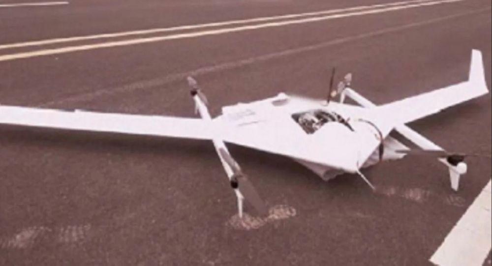 Κίνα: Το πρώτο μη επανδρωμένο αεροσκάφος που κινείται με… μεθανόλη