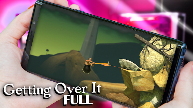 Getting Over It with Bennett Foddy (Full) v1.9.4 Para Teléfonos Android [Apk]