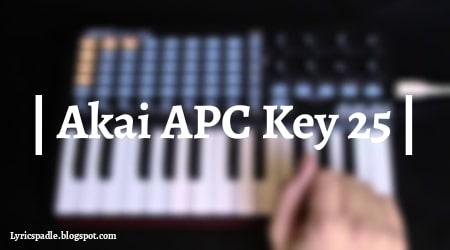 Akai APC Key 25 Ableton Controller, Best Ableton Controller, Ableton Controller