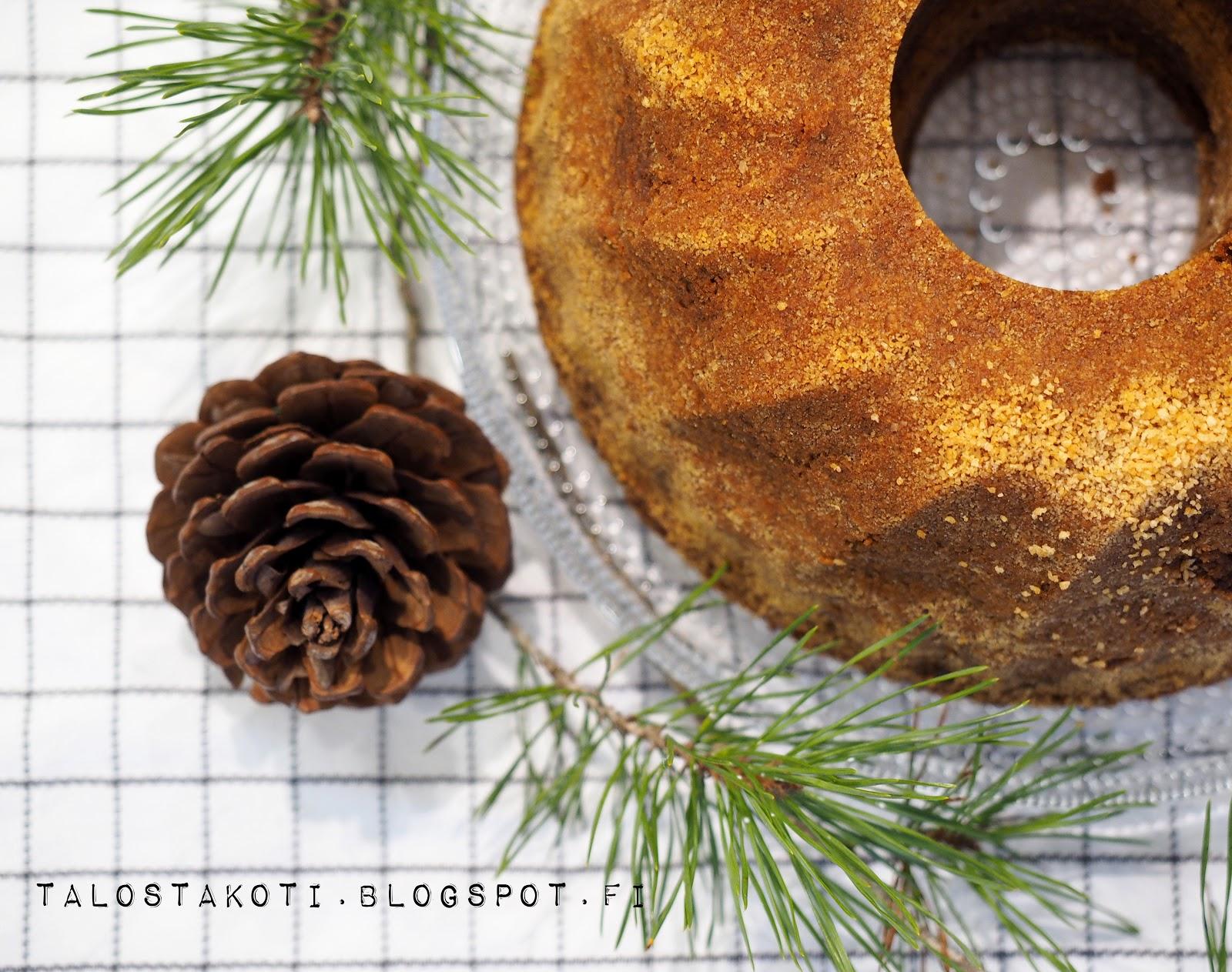 piimäkakku, joulu, leivonta