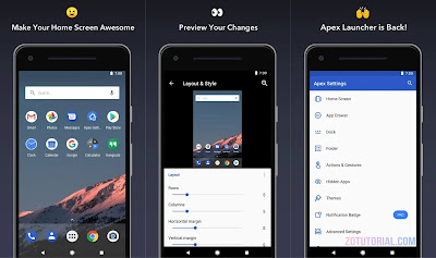 Apex Launcher | Android