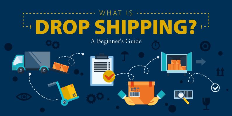 5 bước kiếm tiền với Dropshipping