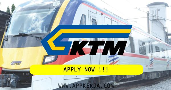 Jawatan Kosong Keretaapi Tanah Melayu (KTMB)