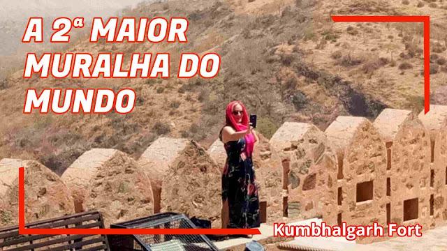 Forte de Kumbhalgarh