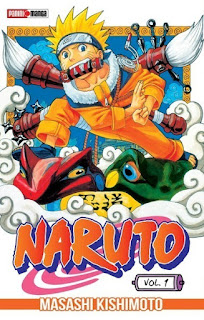 Naruto Panini Mex 1