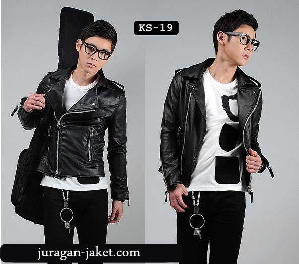 jas exclusive Jaket kulit SK19