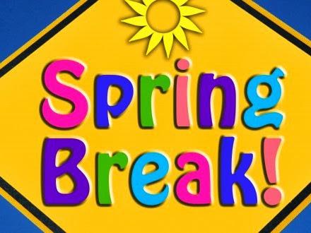 South Florida Spring Break Printable