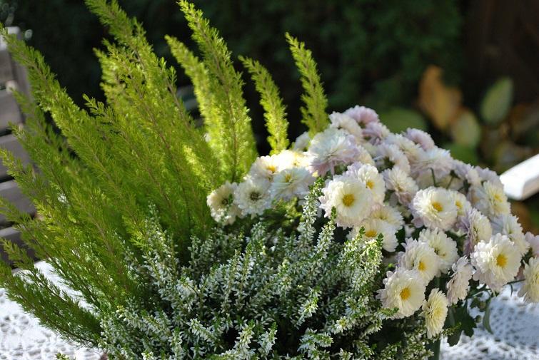 Winterbepflanzung Herbst und Winter