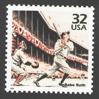 Babe Ruth 32c