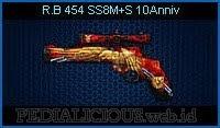 R.B454 SS8M+S 10Anniv