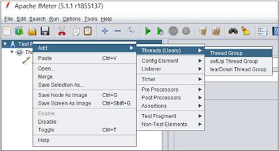 Performans Testi Aracı Apache JMeter'da Test Oluşturmak