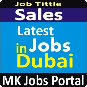 Sales Jobs in UAE Dubai With Mk Jobs Portal