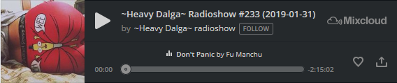 heavy dalga radio show #233