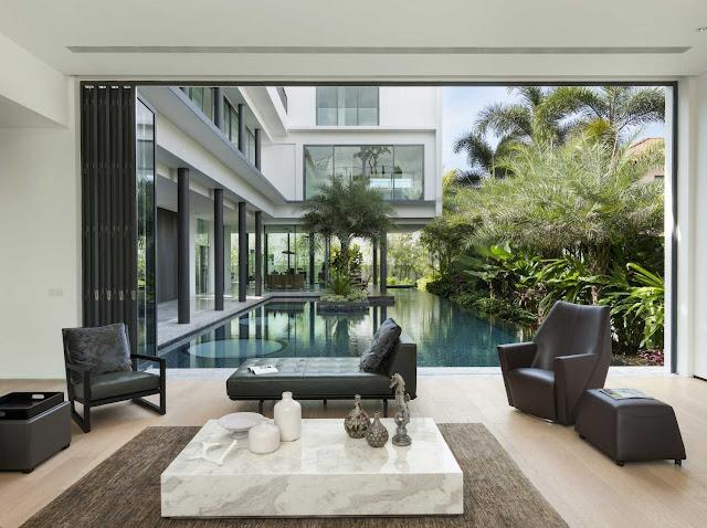 Inspirasi Mengagumkan! Ini Dia Ciri Desain Rumah Modern Berikut Modelnya