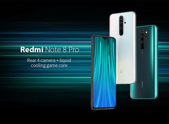 Xiaomi Redmi Note 8 e Redmi Note 8 Pro em Boa oportunidade