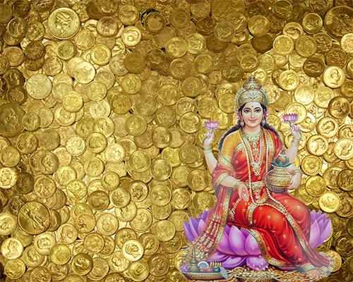 """பண பிரச்சனைகள் ஒரு முடிவிற்கு வர-""""தாந்த்ரோக்த தனலக்ஷ்மி உபாசனை"""""""
