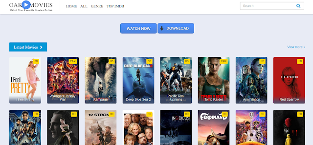 Oakmovies Best Websites To Watch Free HD Movies And TV Series Online For PC And Mobile Phones