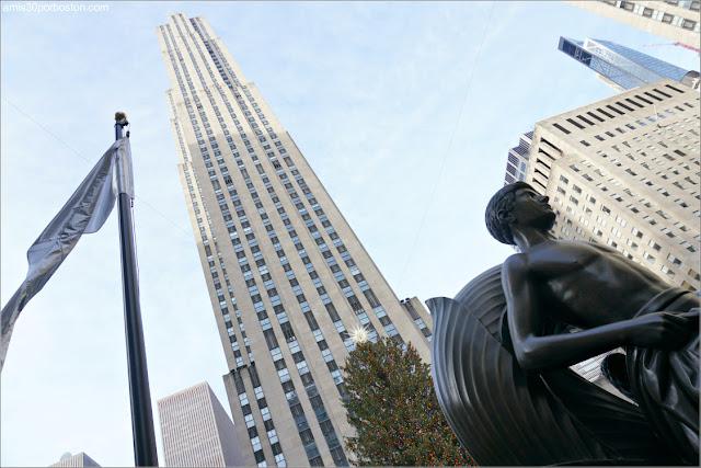 Nueva York en Navidad: Midtown Manhattan