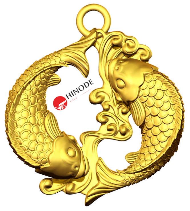 Nhận ngay 1 cặp song ngư Vàng khi mua chung cư Hinode City
