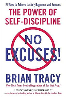 No Excuses!: The Power of Self-Discipline by Brian Tracy PDF Book Download