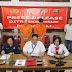 Gelar Pers Rilis, Ditreskrimsus Polda Bali Ungkap Kasus Skiming