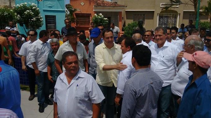 Governador de Pernambuco assina ordem de serviço da Rodovia PE-88 (Umbuzeiro - João Alfredo)