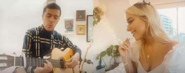 "Gepe estrena versión acústica de ""tupenaesmipena"" junto a Princesa Alba"