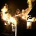 Kebakaran di Melayu, 4 Rumah Ludes Terbakar