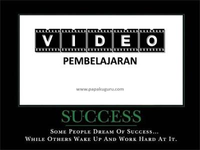 Contoh Naskah Video Pembelajaran