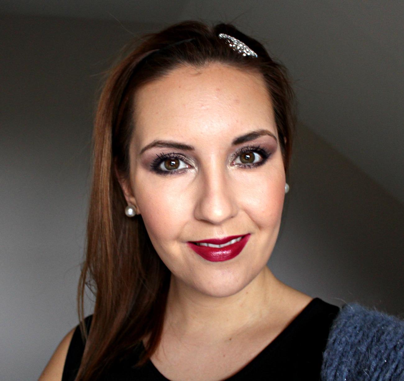 BelláPierre make up look
